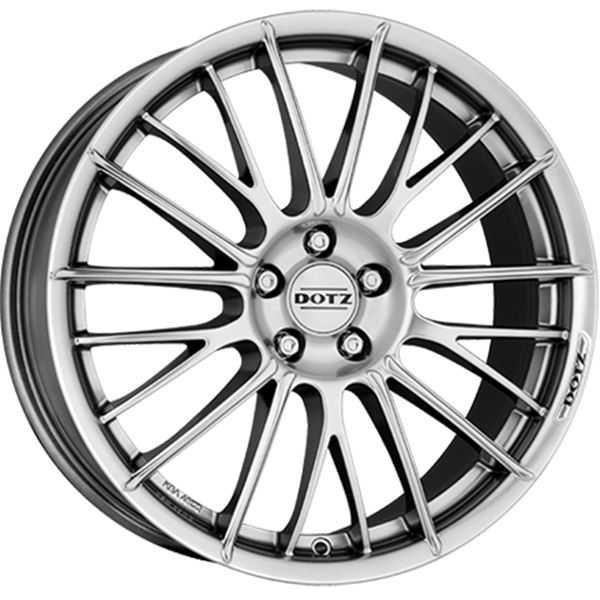 Jante DOTZ Rapier Shine High Gloss 7x17 5x110ET35