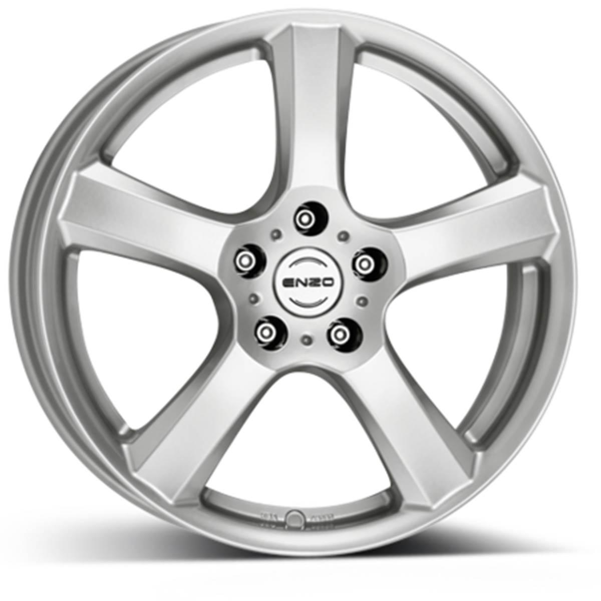 Jante ENZO B Silver 6,5x16 5x114,3ET40