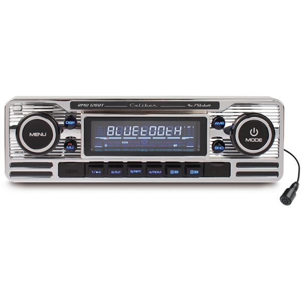 Autoradio Bluetooth Caliber RMD 120BT