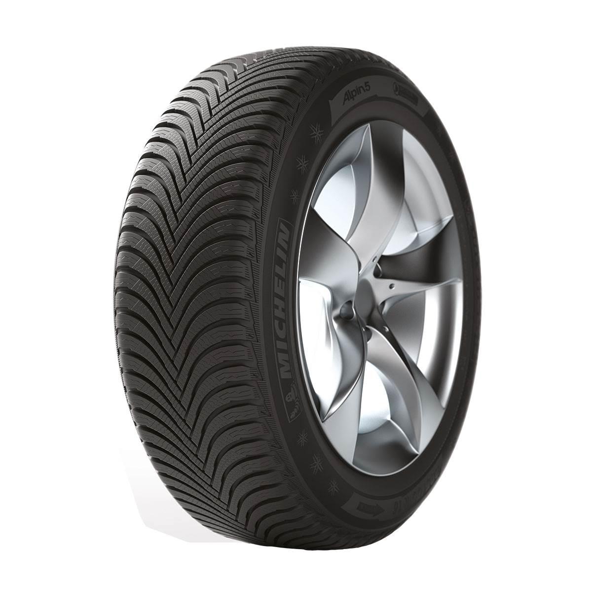 Pneu 4X4 Hiver Michelin 215/60R17 100H Alpin A5