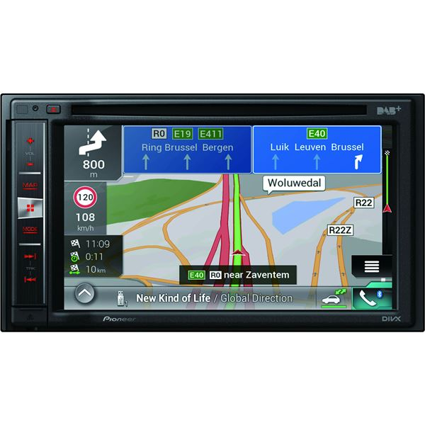 autoradio gps pioneer avic f970dab feu vert. Black Bedroom Furniture Sets. Home Design Ideas