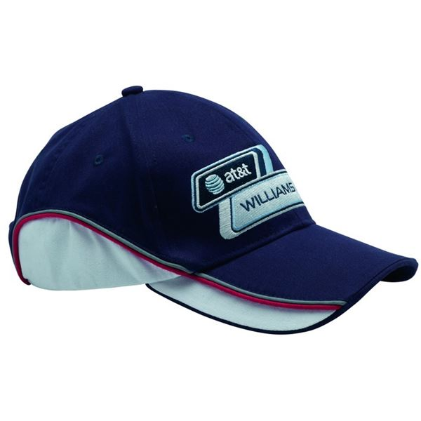 Casquette Team AT&T Williams