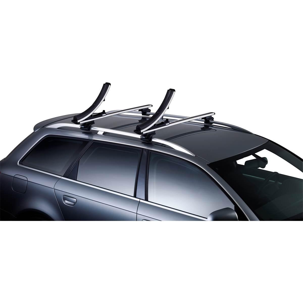 Transport porte thule for Porte kayak voiture