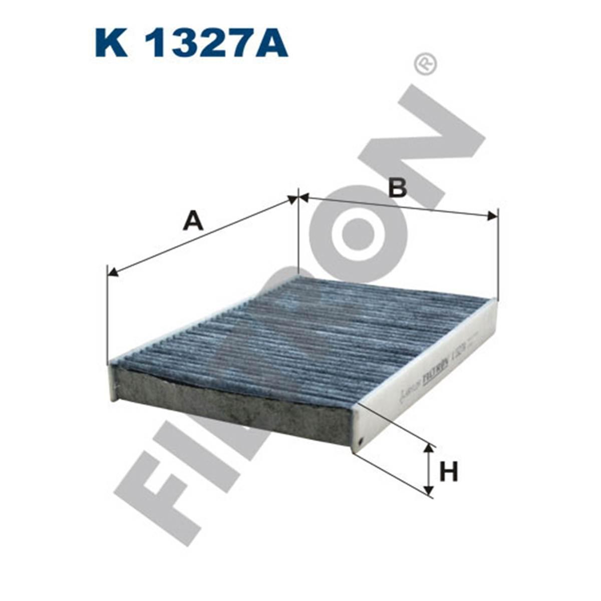 Filtre d'habitacle Filtron K1327A