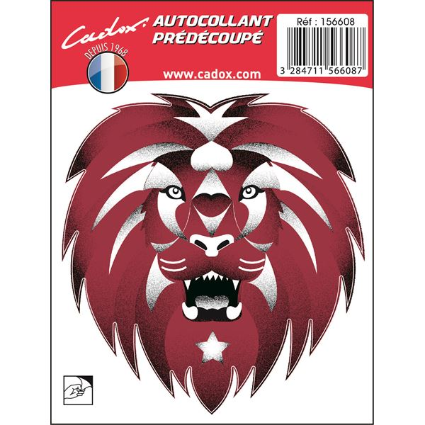 MINISTICKER CARROSSERIE LION CADOX