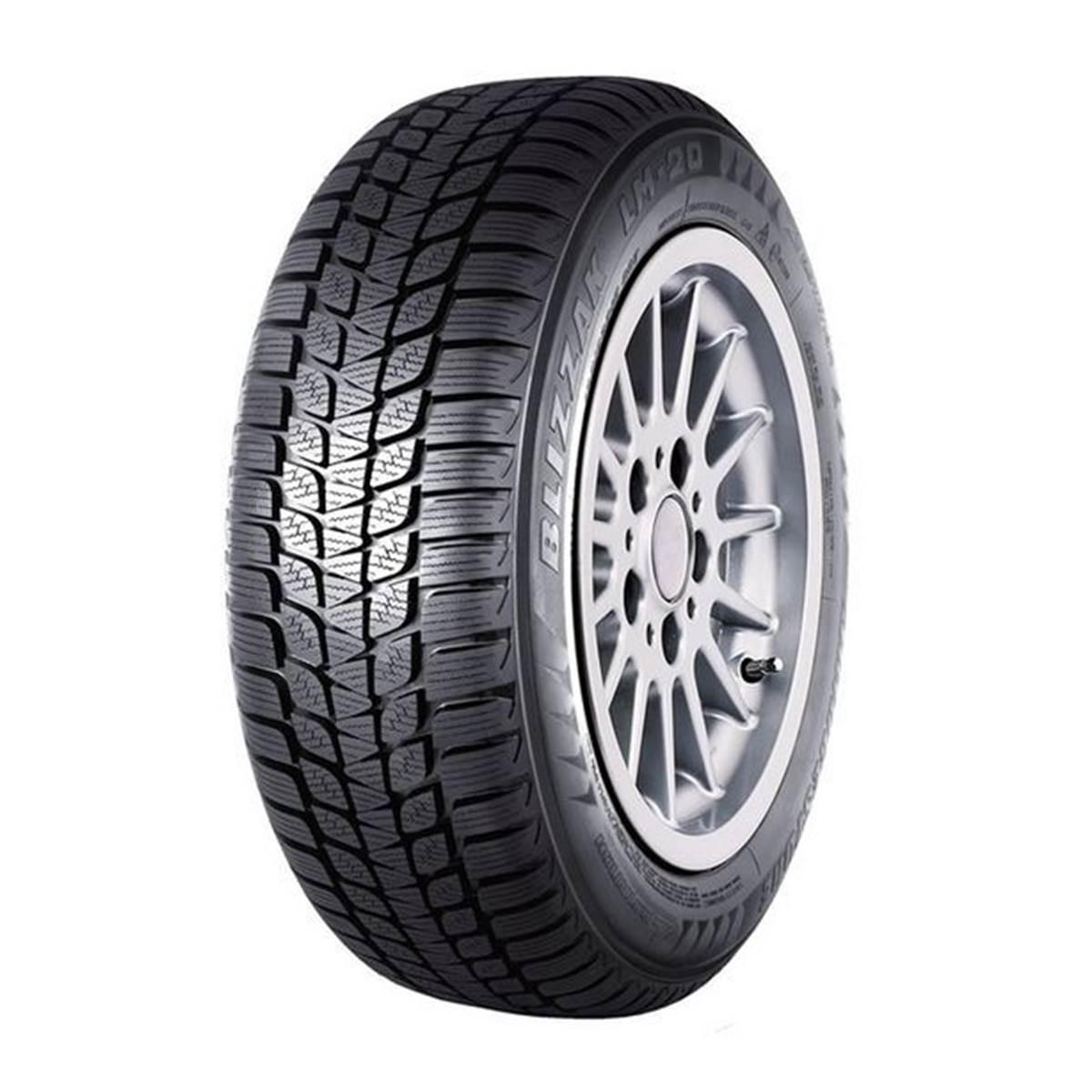 Pneu Hiver Bridgestone 195/70R14 91T Blizzak Lm20