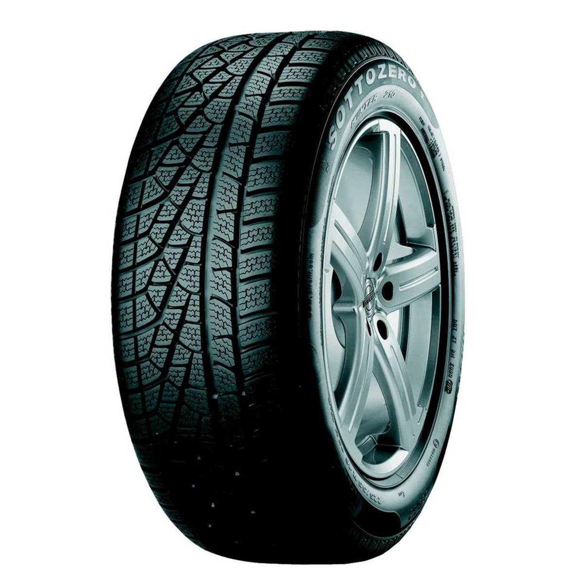 Pneu Hiver Pirelli 245/40R18 97H Winter Sottozero 3 XL