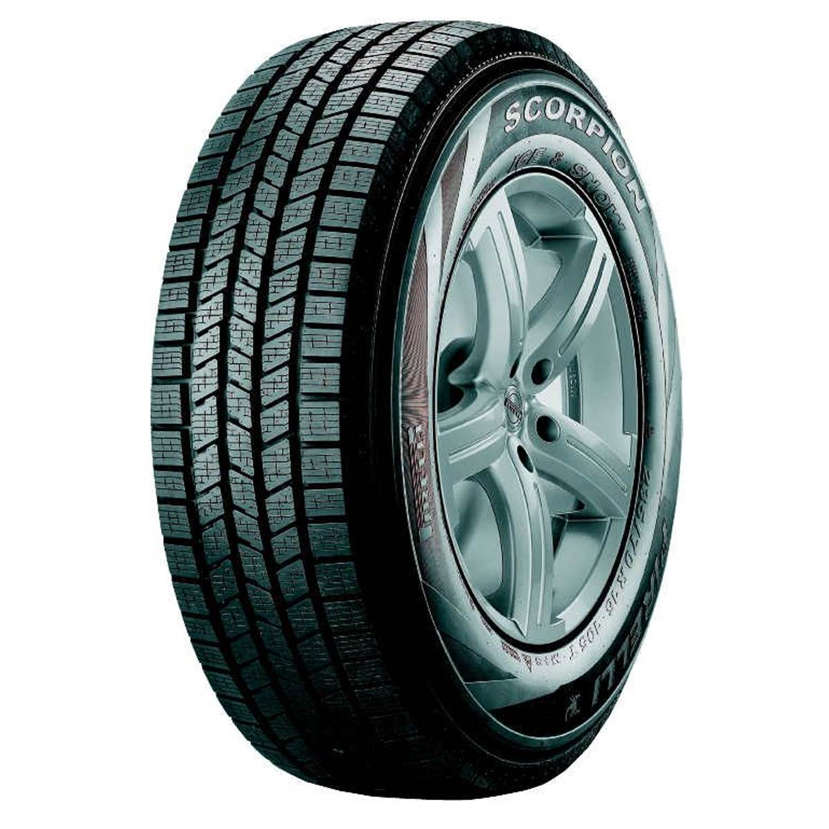 Pneu 4X4 Hiver Pirelli 275/45R21 107V Scorpion Winter