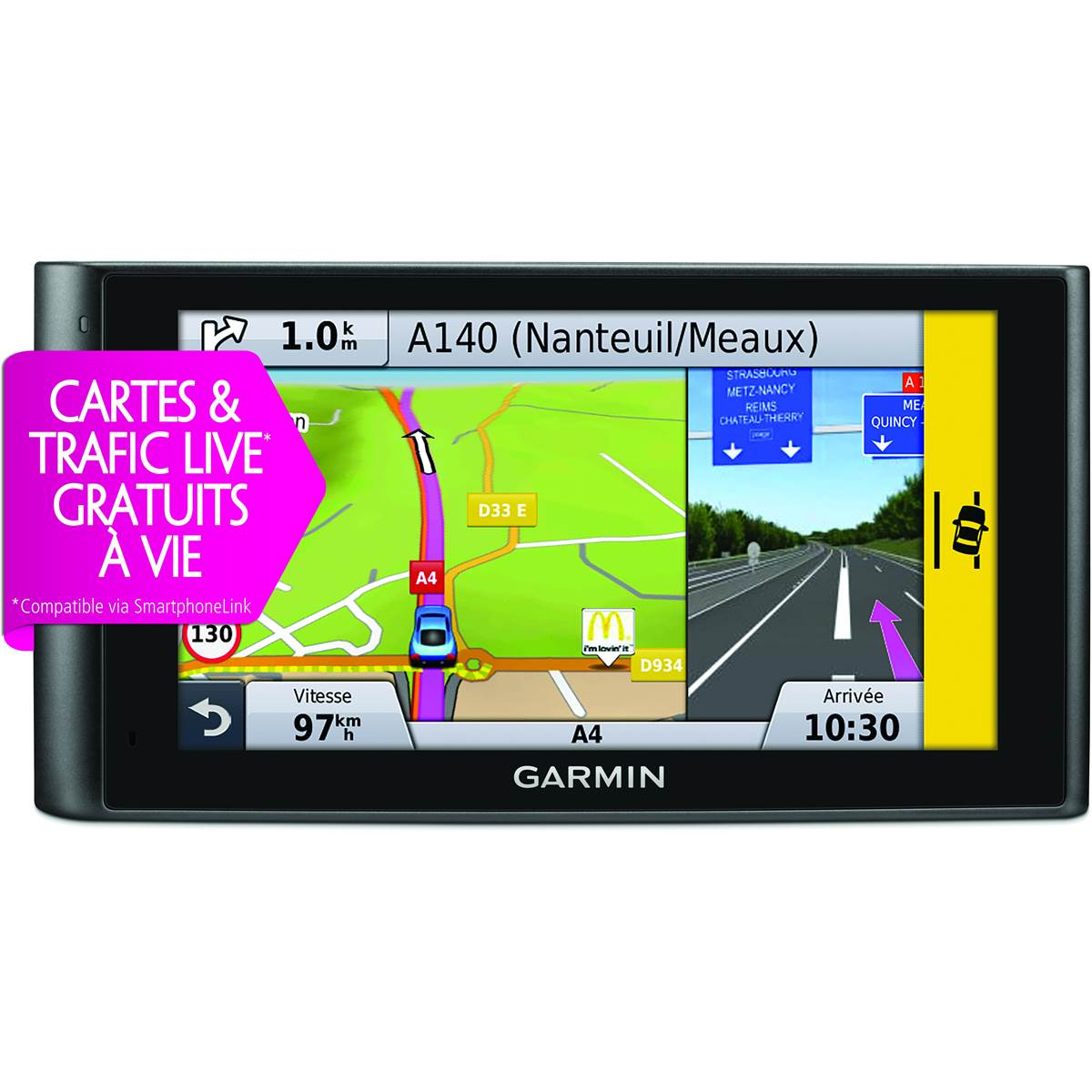 gps vid o garmin. Black Bedroom Furniture Sets. Home Design Ideas