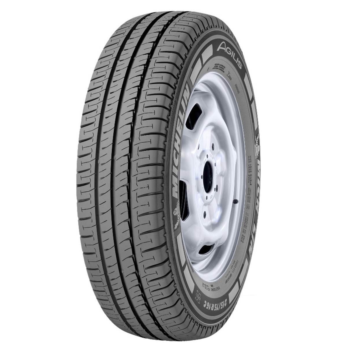 Pneu Camionnette Michelin 235/60R17 117R Agilis +