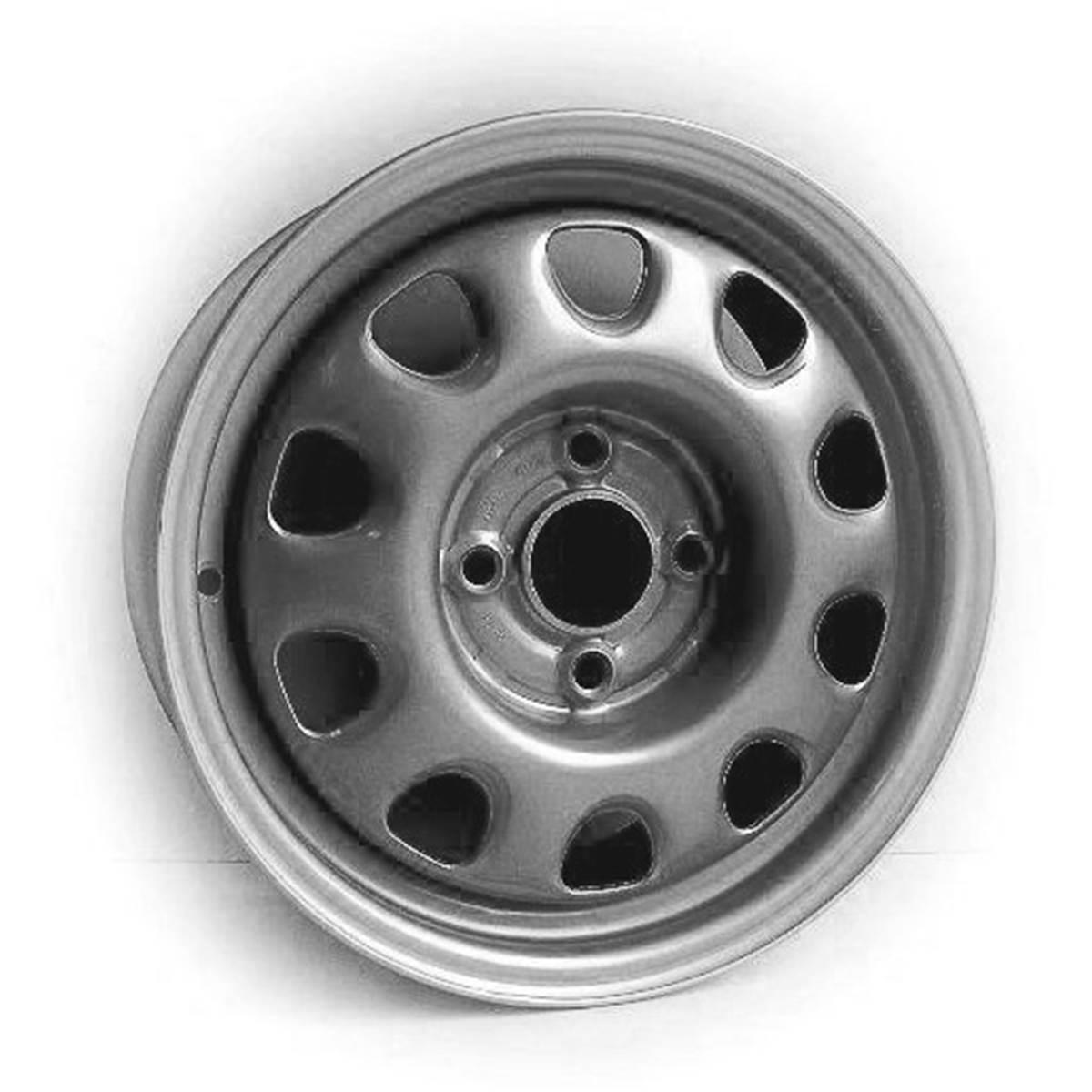 Jante tôle Magnetto wheels 7 x 16 5 x 112 entraxe 47