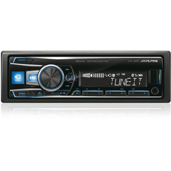 Autoradio Bluetooth Alpine UTE-92BT