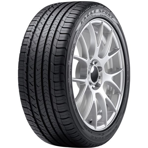 pneu runflat 4 saisons goodyear 225 50r18 95v eagle sport all season homologu bmw feu vert