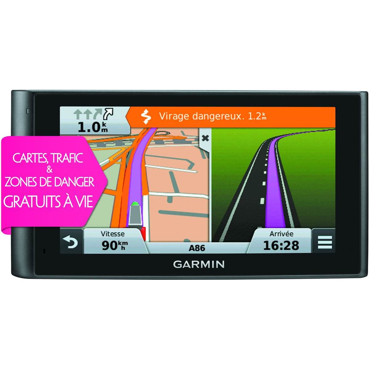 garmin gps achat vente de garmin pas cher. Black Bedroom Furniture Sets. Home Design Ideas