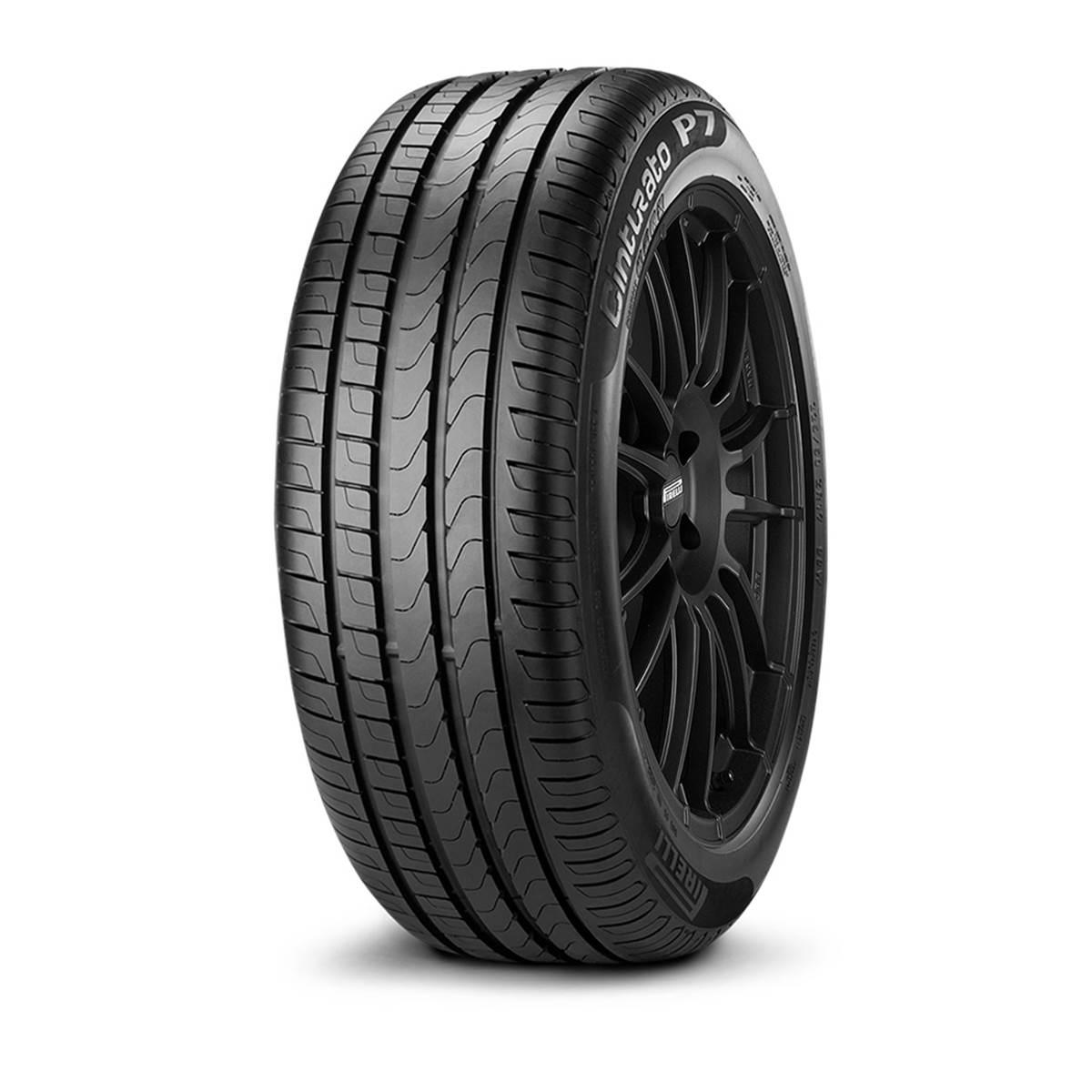 Pneu Pirelli 245/45R18 100Y Cinturato P7 homologué BMW XL