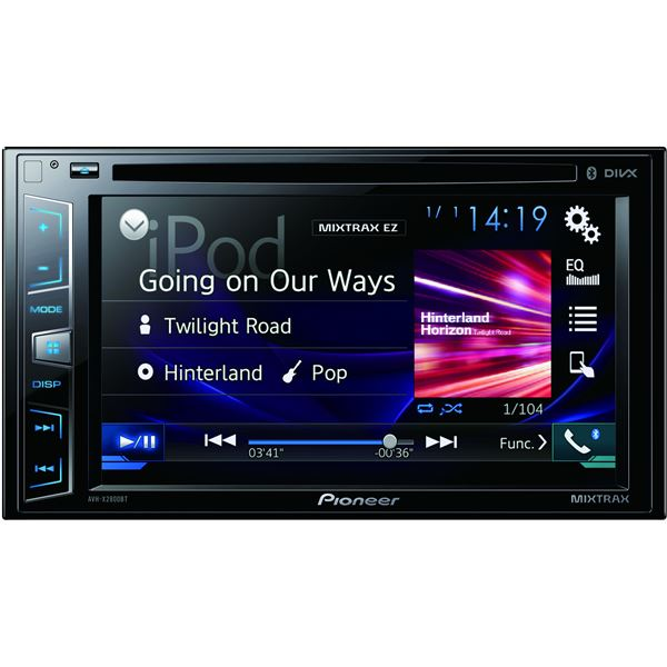 Autoradio multimedia Pioneer AVH-X2800BT