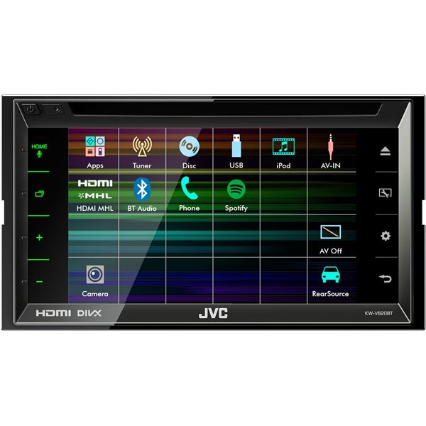 Autoradio Multimédia JVC KW-V620BT