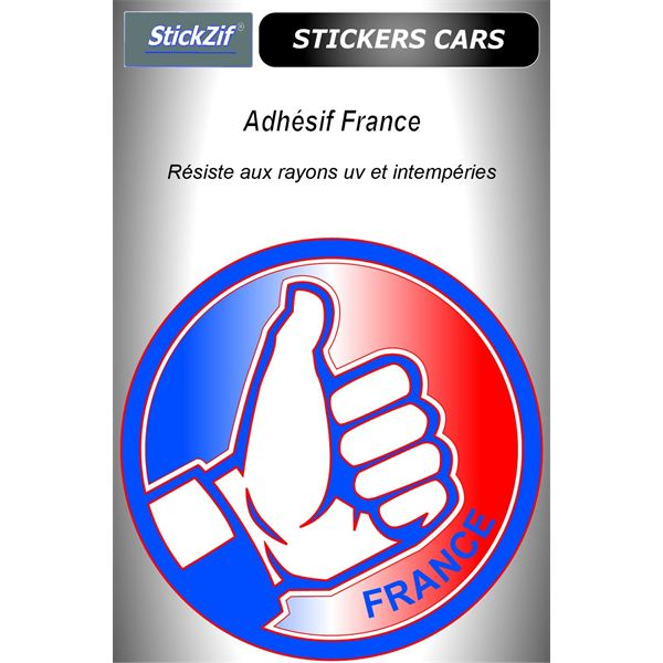 Sticker voiture France