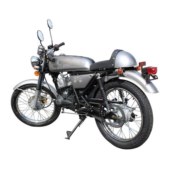 moto 50 cc 4t cka racer eurocka feu vert. Black Bedroom Furniture Sets. Home Design Ideas
