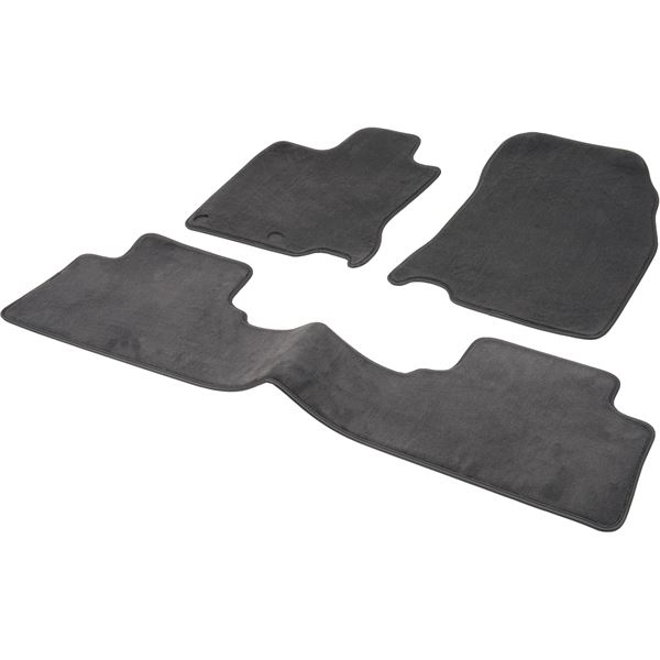 Tapis moquette LUX POUR FORD FIESTA 09/12->