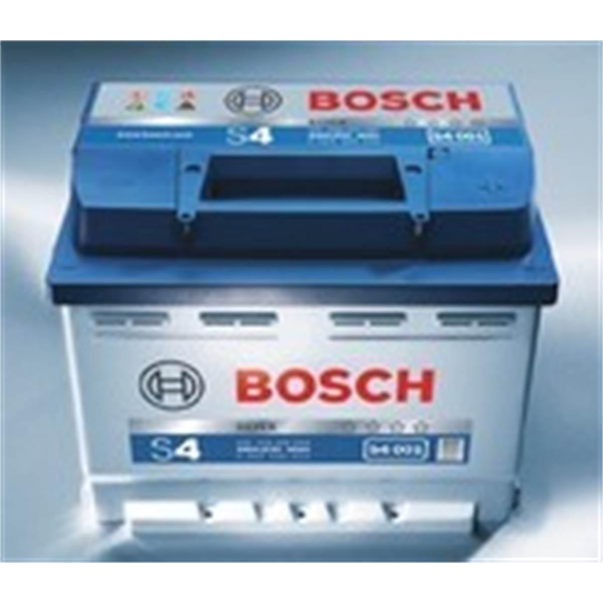 Batterie voiture Bosch S4-020