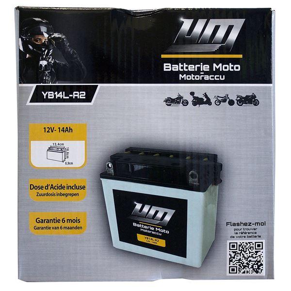 batterie moto um