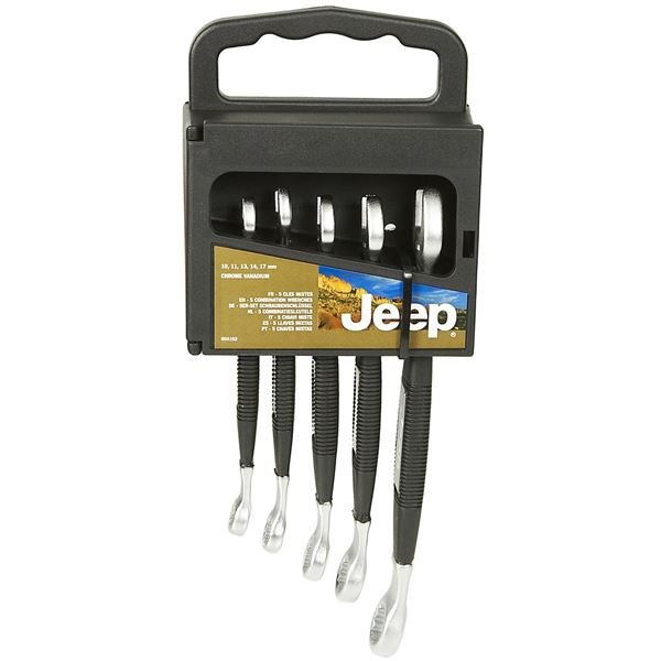 Set de clés plates mixtes Jeep