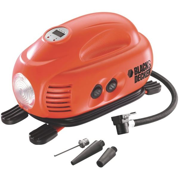 Compresseur Black&Decker 8,27 Bars / 120 PSI