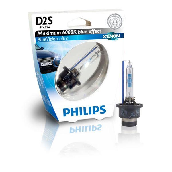 ampoule xenon d2s philips. Black Bedroom Furniture Sets. Home Design Ideas