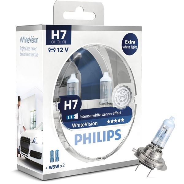 philips h7 white vision ma maison personnelle