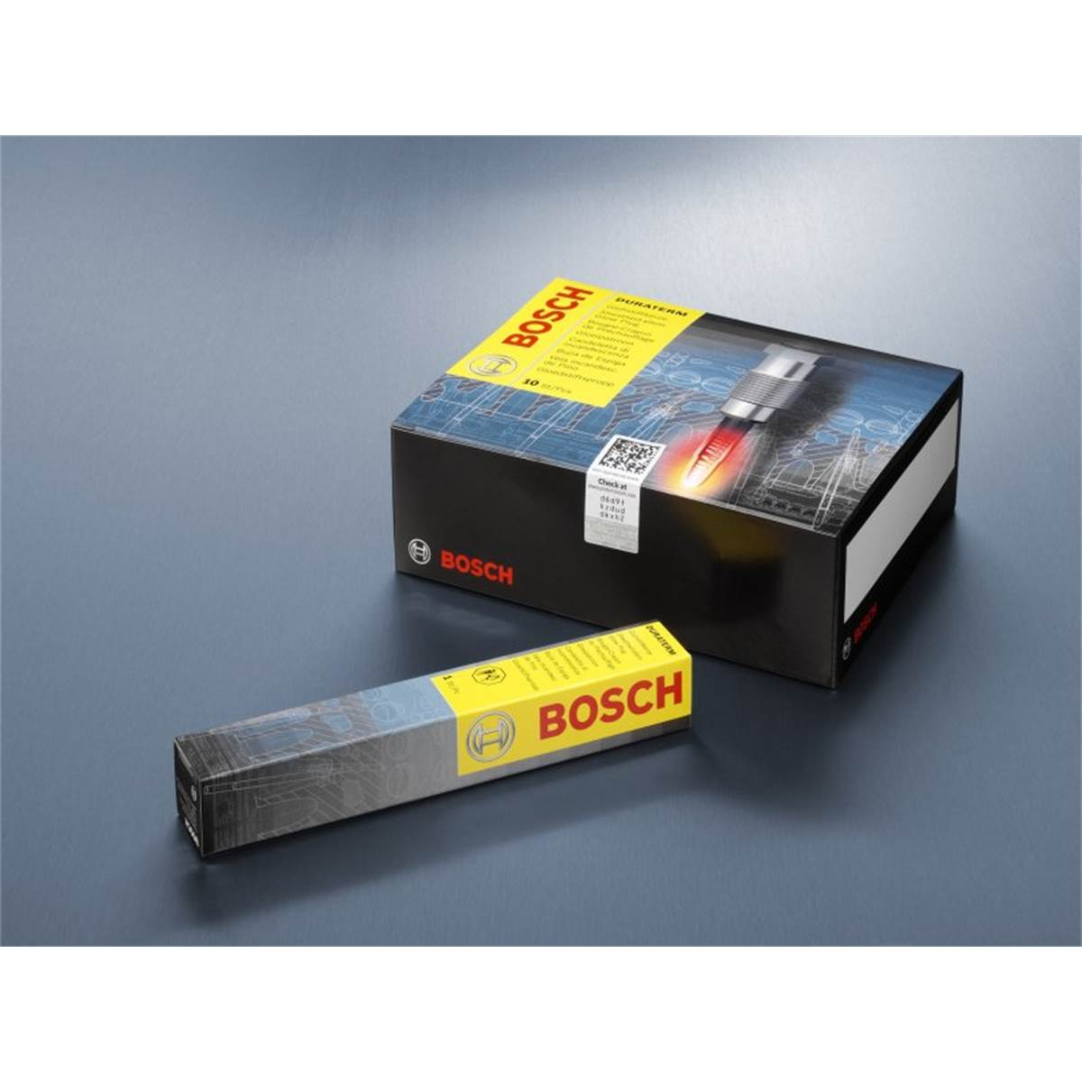 Bougie de préchauffage Bosch N°2023