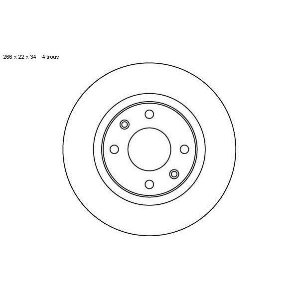 2 disques de frein avant sbs 201929 feu vert. Black Bedroom Furniture Sets. Home Design Ideas