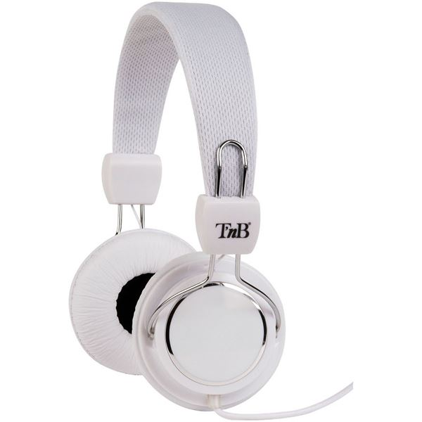Casque PURE Combo blanc TNB