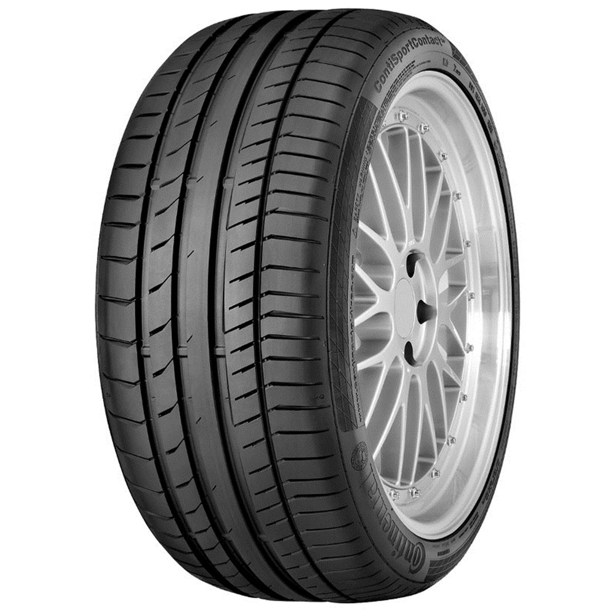 Pneu CONTINENTAL 255/40R21 102Y Contisportcontact 5P homologué Mercedes XL