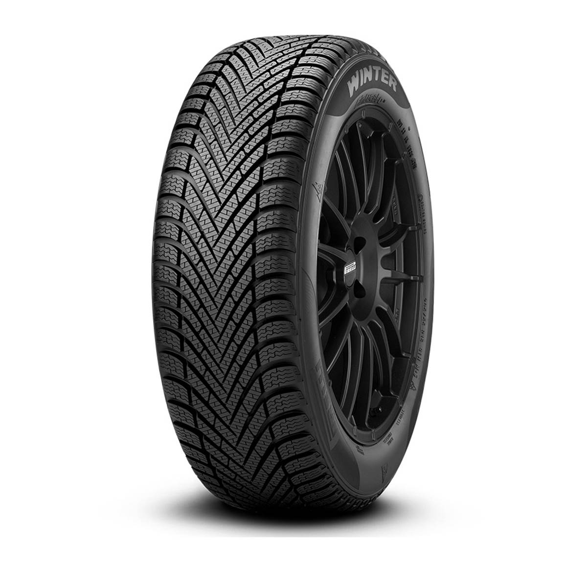 Pneu Hiver Pirelli 195/65R15 91T Cinturato Winter