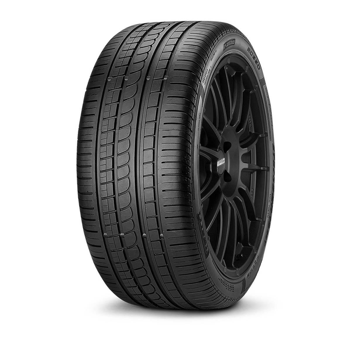 Pneu Pirelli 225/45R17 91Y Pzero Rosso Asimmetr homologué Porsche