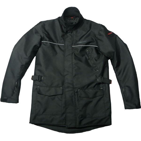 veste moto 3 4 tissu noir winter rider tec taille 4xl. Black Bedroom Furniture Sets. Home Design Ideas