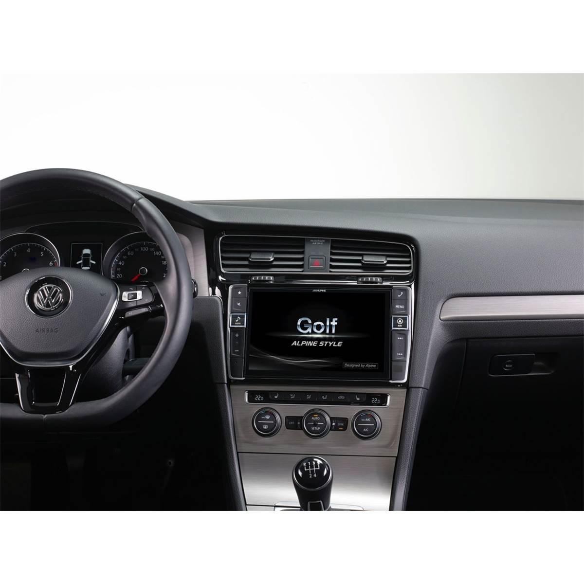 Autoradio GPS Alpine X901D-G7 pour Golf 7
