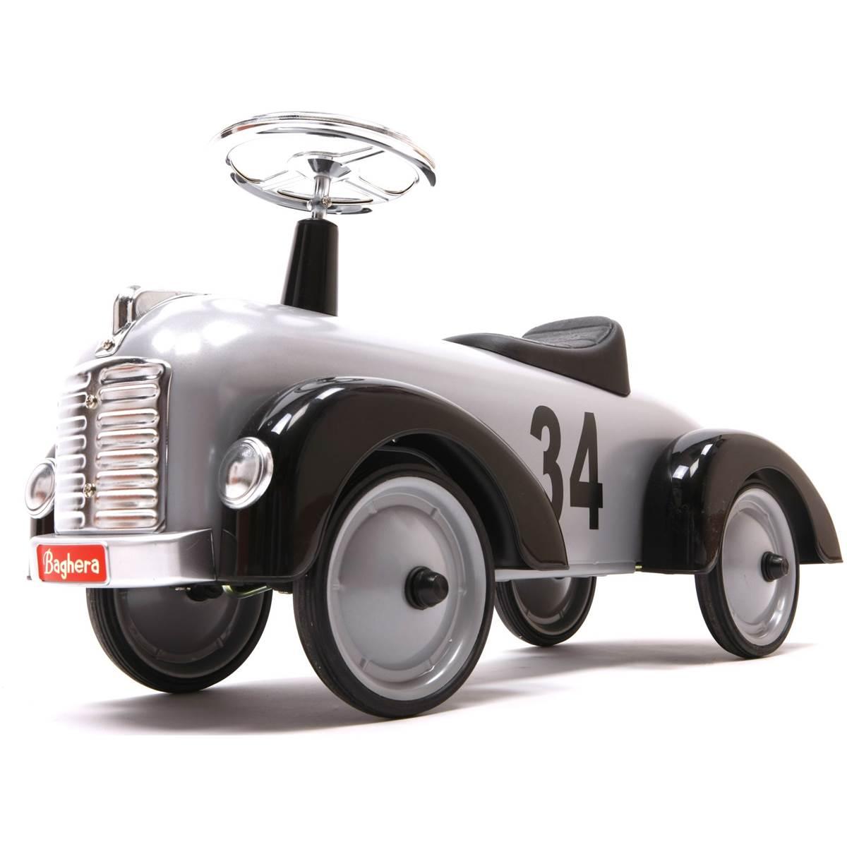Porteur Speedster Silver Baghera