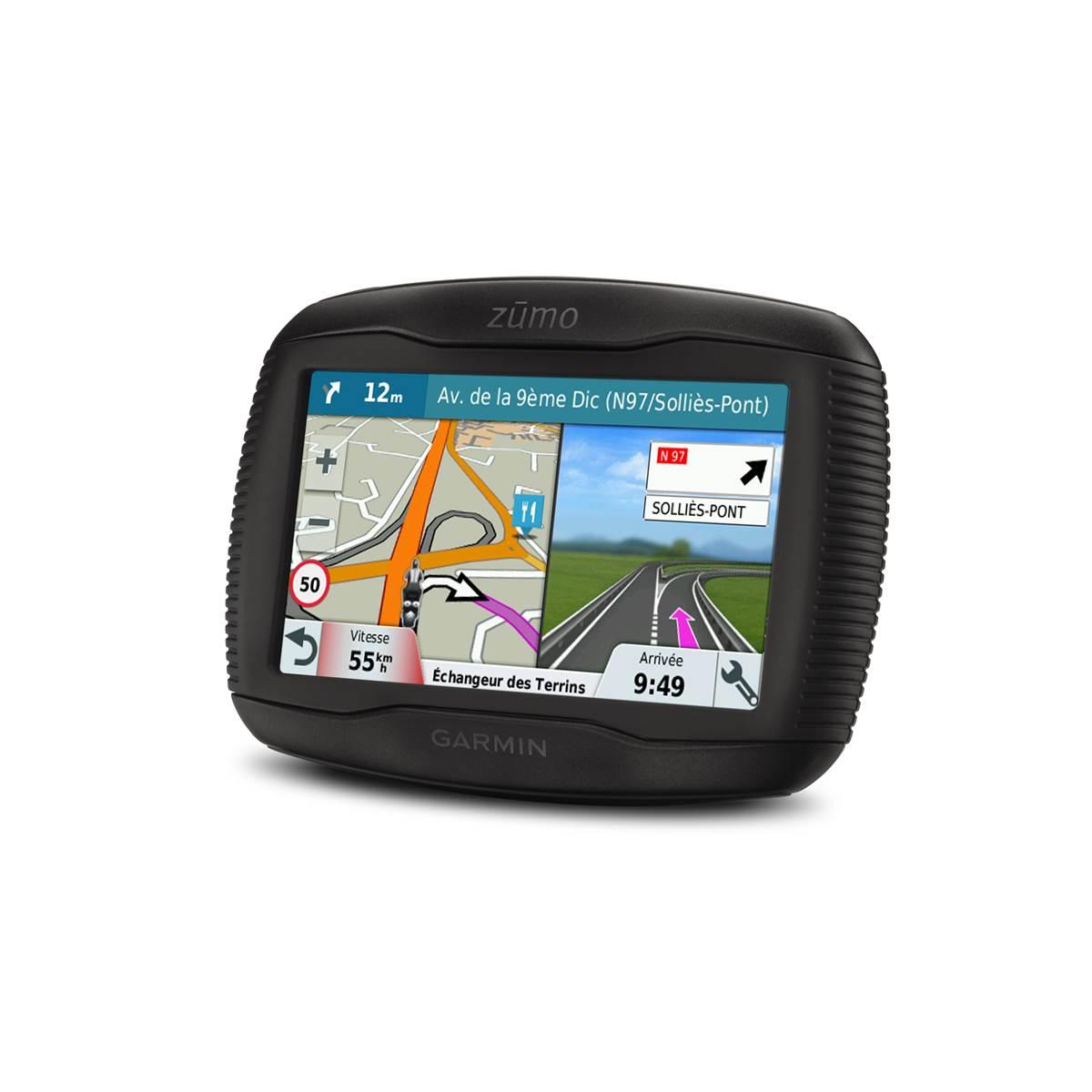 GPS moto Garmin Zumo 345