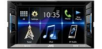 AUTORADIO MULTIMÉDIA JVC KW-V230BT