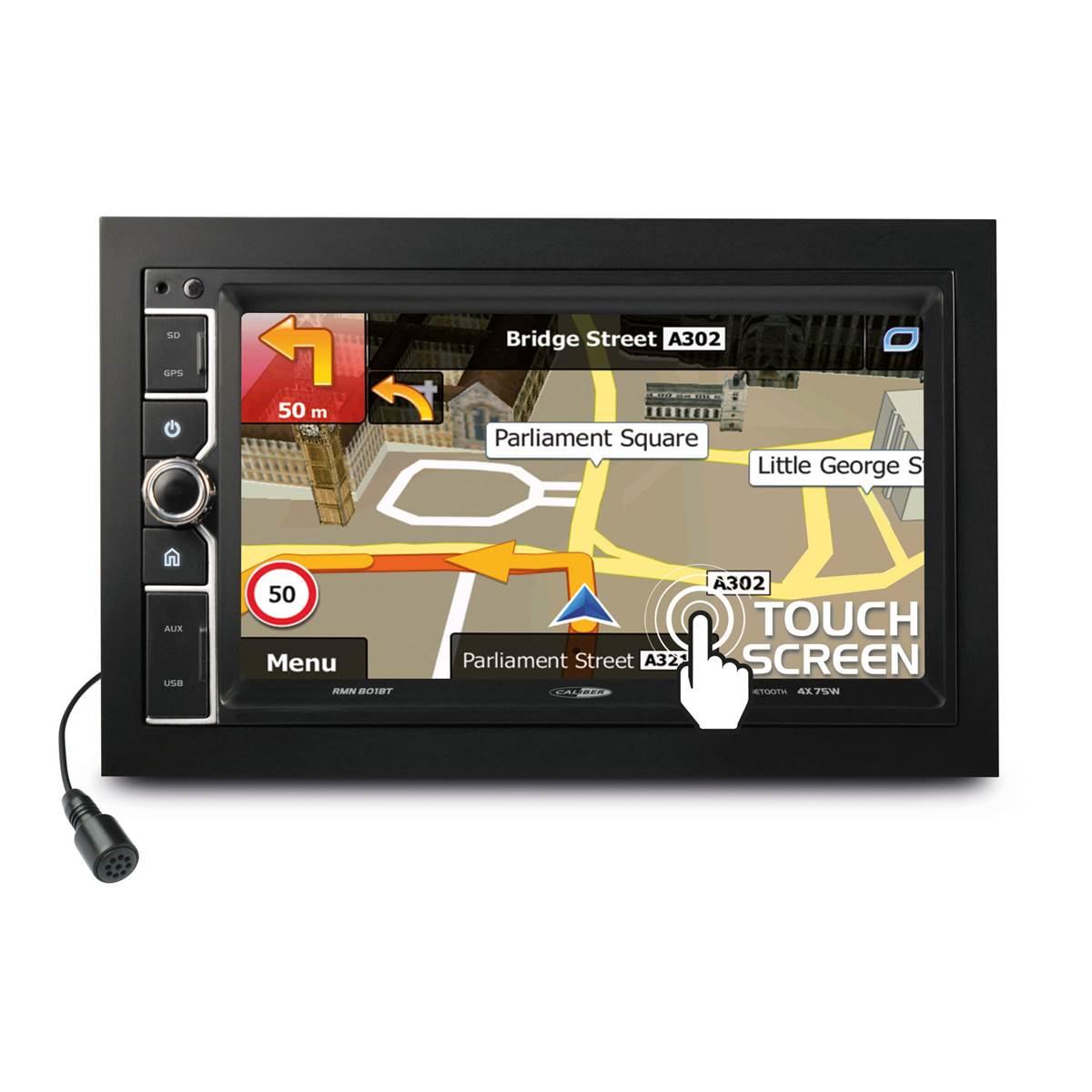 Autoradio GPS Caliber RMN801BT