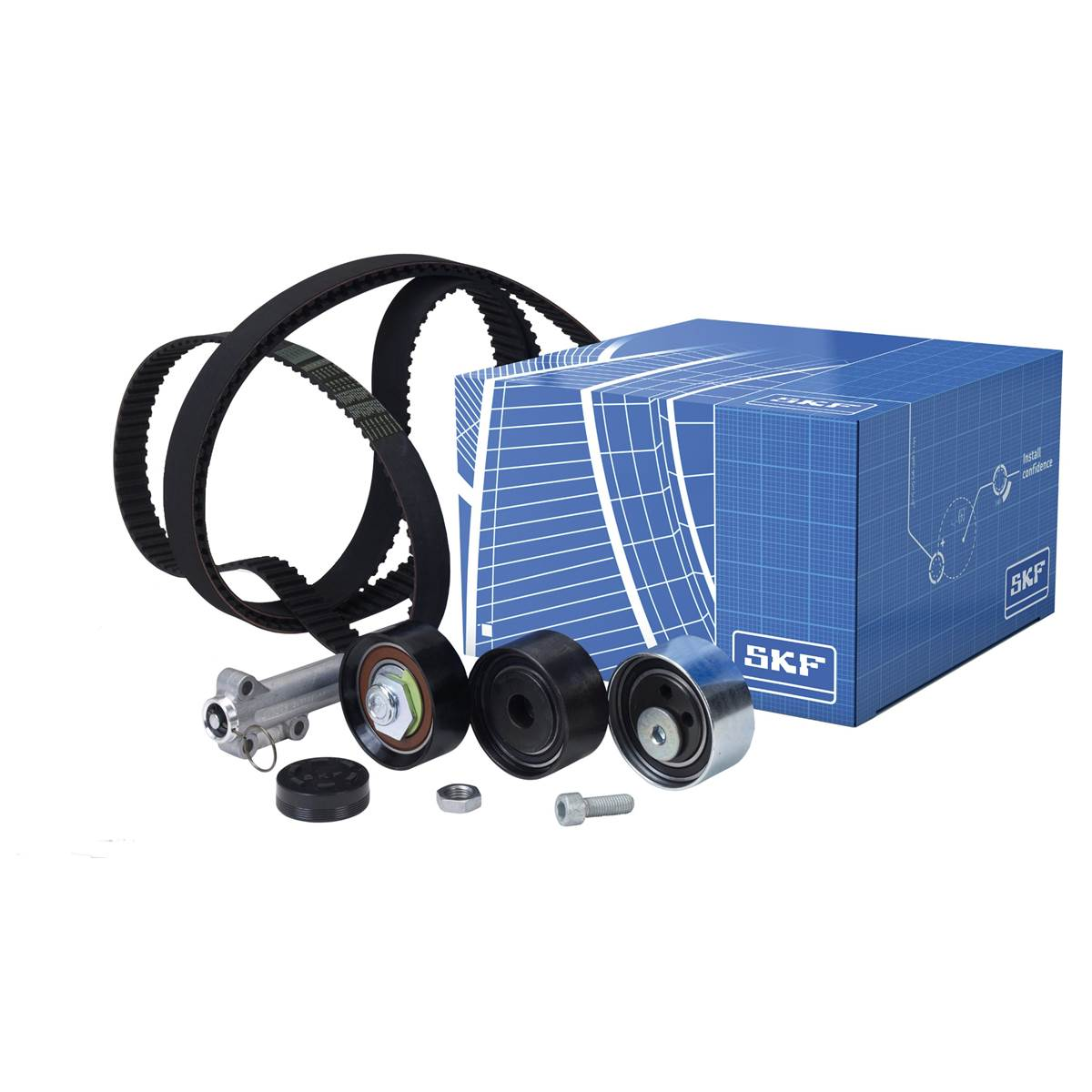 1 kit de distribution SKF VKMA03218