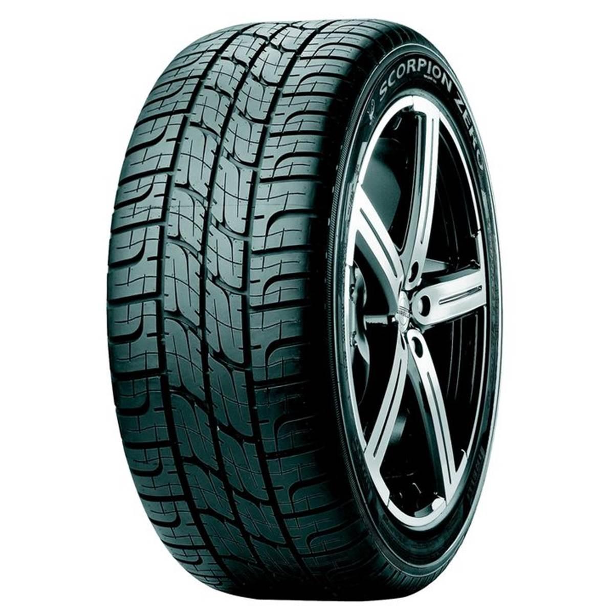 Pneu 4X4 Pirelli 295/40R21 111V Scorpion Zero Asimmetrico XL