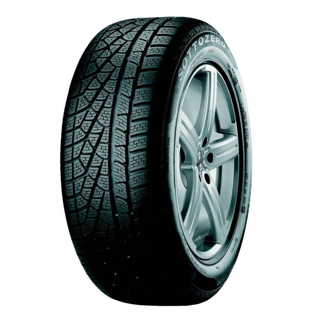 Pneu Runflat Hiver Pirelli 245/45R18 96V Winter Sottozero 3