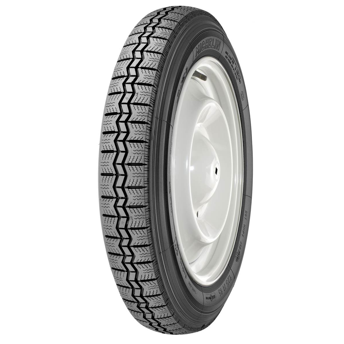 Pneu Michelin Collection 125/80R12 62S X