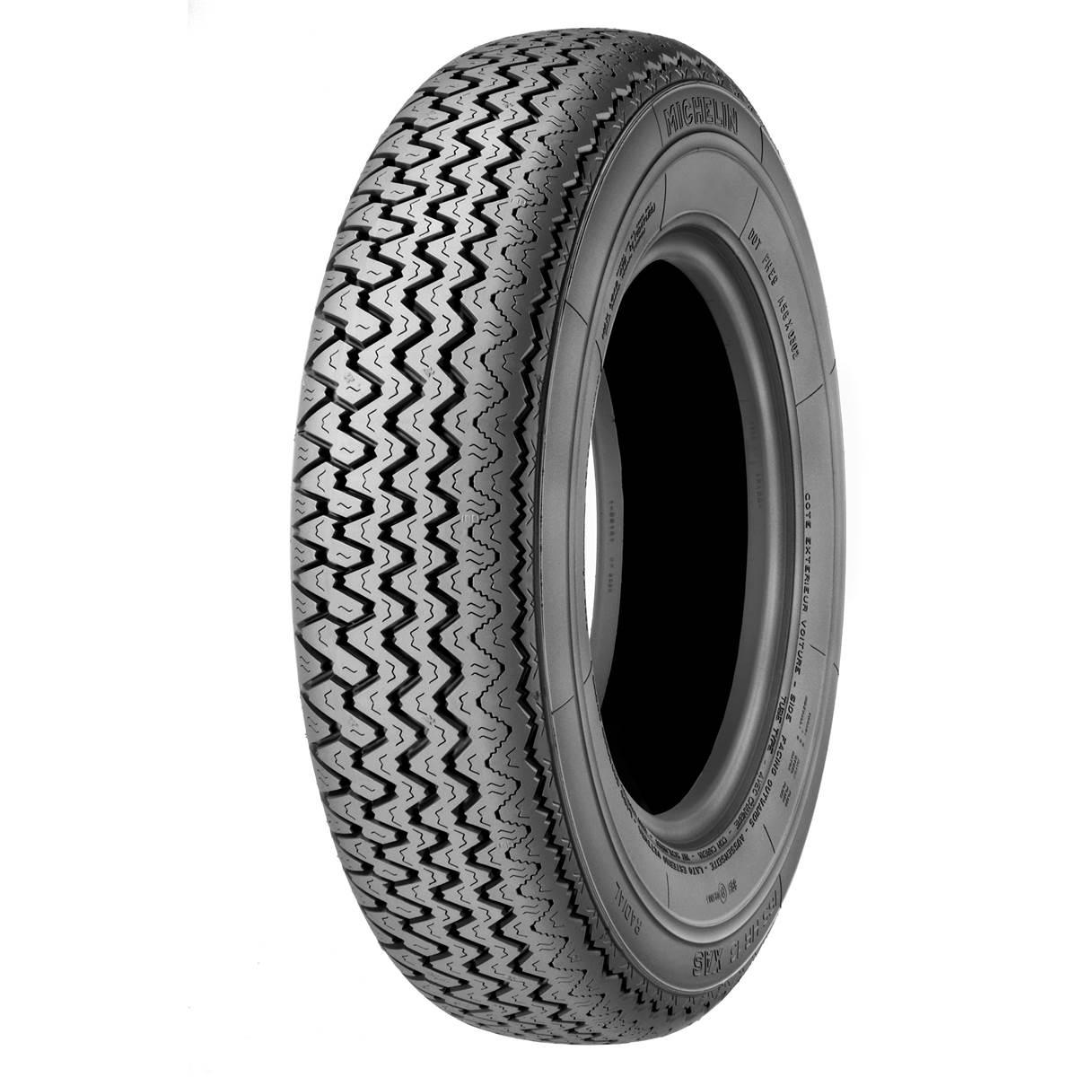Pneu Michelin Collection 165/80R15 86H Xas