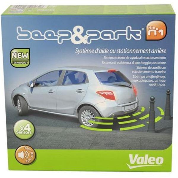 radar de recul valeo beep park n 1 feu vert. Black Bedroom Furniture Sets. Home Design Ideas