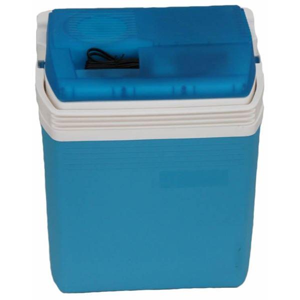 glaci re lectrique 12v ezetil 19 6 litres feu vert. Black Bedroom Furniture Sets. Home Design Ideas