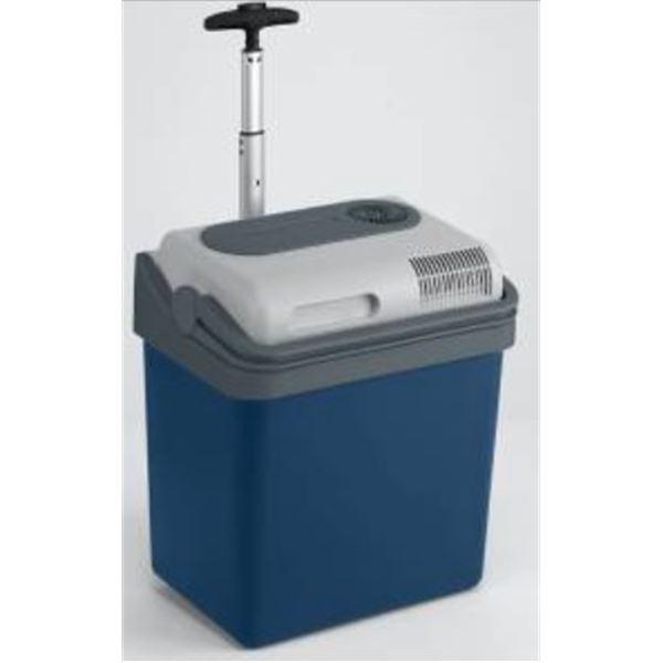 glaci re roulettes mobicool 12 230v 22 litres feu vert. Black Bedroom Furniture Sets. Home Design Ideas